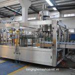 Quy trình sản xuất đồ uống có gas cần máy móc gì?