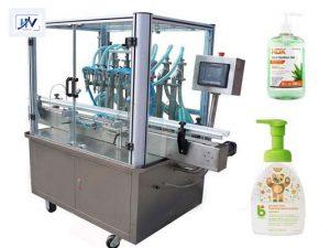 Nên mua máy chiết rót gel rửa tay khô ở đâu uy tín?